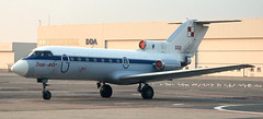 Yak-40 | 040 | AMS | 19960814 (Wally.H) Tags: yak40 yakovlev40 040 polishairforce ams eham amsterdam schiphol airport
