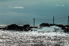 Up against it (langdon10) Tags: atlanticocean canada canon70d novascotia shoreline surf ocean outdoors waves winter