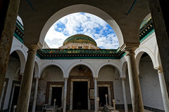 I went to the Medina in the old downtown area of Tunis. (Michael@0730) Tags: tunisia tūnis medina