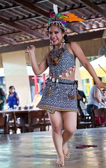 Anaconda dance (Carlos Ramirez Alva) Tags: folclore dance f18 85mm markiii 5d canon anaconda selva típicas danzas peru