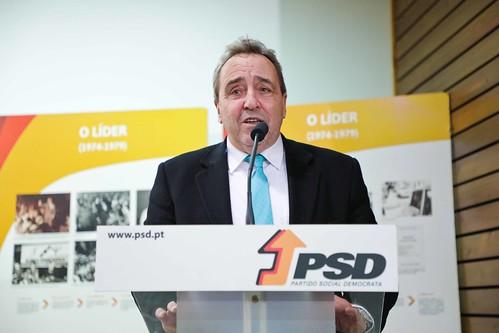Tomada de Posse do PSD Lisboa com Pedro Passos Coelho.