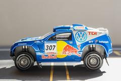 Volkswagen RT05 Race Touareg (Miguel Ángel Prieto Ciudad) Tags: volkswagen touareg rally race racing mirrorless motor carlossainz dakar car coche cars classic sony sonyalpha spain sonyalphadslr sportcar sport diecast