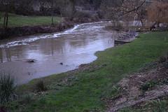DSC_0051 (richardclarkephotos) Tags: cross guns pub avoncliff wiltshire uk © richard clarke photos kennet avon canal railway river sunset dusk otter bridges pill box ducks trees parapet
