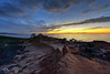 Broken Hill End of Sunset (markwhitt) Tags: markwhitt markwhittphotography sandiego lajolla torreypines brokenhill california californiacoast sunset night colorful travel wonderfulplace beautiful scenic clouds ocean sky outdoors nature adventure hike nikon pacificocean wildcalifornia view