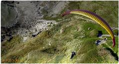 Paragliding Shoot / Equihen plage / France. PANASONIC FZ200