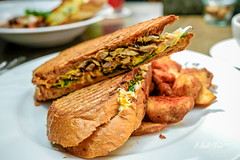 Chicken Sandwich (akira.nick66) Tags: breakfast chicken coffeebreak dinner enjoy food foodphaotography foodie joy lunch meal meals sandwich sandwiches snack snacks teabreak wages kualalumpur kualaumpur malaysia