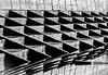 Steps (jmiller35) Tags: sea reflection water england liverpool art abstract outdoors steps beach seaside blancoynegro bw blackandwhite monochrome