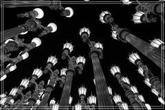 LA Urban Lights (bryanasmar) Tags: ngc amfbl la urban light wilshire blackandwhite fujifilm xt2 xf14