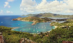Antigua (yorkiemimi) Tags: karibik antigua sea island insel sky boats boote natur nature scenery landschaft blue blau