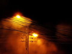 Panamá nocturna (Neo-noir) Tags: panama américa latina fog niebla humo smog dark night street nocturnal noche