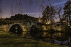 El puente romano de Vilanova -Allariz (Alphonso Mancuso) Tags: allariz orense nocturna rio arnoia iluminación linterna canon6dmarkii canon24105f4l ledlenserp72 puenteromano ourense noche night nuit noite