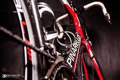 Week 7- mijn andere hobby, fietsen op mijn Pinarello F4:13