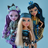 (Mad Lynx) Tags: bratz treasures cloe monster high gloom bloom cleo spring unsprung kitty cheshire ever after doll dolls
