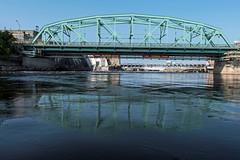 DSC_3328 (PaulPagéPhotos) Tags: chaudièrefalls bridges chaudièrebridge ottawa gatineau domtar waterfalls ottawariver rivers historical reflections