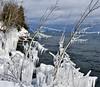 Lake Superior Shores (paulaliimatta) Tags: ice lakesuperior