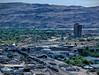 Reno & Sparks, Nevada (rolfstumpf) Tags: usa nevada reno sparks unionpacific railway railroad trains intermodal container urbanscapes urban city aerial transportation
