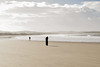 MAN (Pavol Kopinec) Tags: marocco ocean surreal sky person sand misterry clouds dust desert