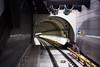 2018_Jan_NZLijn-874 (jonhaywooduk) Tags: subway amsterdam design architecture tunnel rokin vizelgraacht turnstile escalator