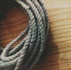 A Rope (zohaibusmann) Tags: rope ropecloseup ropemacro macroshot ropes ropefibers ropetwisted yarnrope strongrope zohaibusmanphotography poshe550 ropetwist