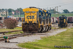CSX 5816 | GE B36-7 | CSX Goulding Yard (M.J. Scanlon) Tags: csxgouldingyard csx5816 sbd5816 ge b367 csx5914 sbd5914 csxt5816 csxt5914 csx csxt pensacola florida tree sky digital merchandise commerce business wow haul outdoor outdoors move mover moving scanlon mojo canon eos engine locomotive rail railroad railway train track horsepower logistics railfanning steel wheels photo photography photographer photograph capture picture trains railfan m733 y250 csxm733 csxy250 gouldingyard