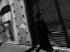 Jerusalem, 2018 (dariaalex) Tags: israel bw street documentary moment monochrome people architecture police hands walk town