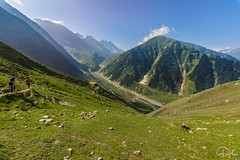 Path (aliabdullah.176) Tags: saifulmulooknationalpark narankaghanvalley pakistan travel trekking hiking hike trek lums landscape canon mountains green adventure 1018mm wideangle