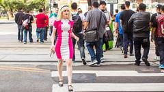 Gwen Stacy (Thomas Hawk) Tags: america california comiccon comicconsiliconvalley conventioncenter cosplay gwenstacy svcc svcc2016 sanjose sanjoseconventioncenter santaclaracounty siliconvalleycomiccon usa unitedstates unitedstatesofamerica