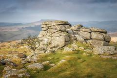 Combshead Tor (Rich Walker75) Tags: dartmoor nature landscape landscapes landscapephotography landmark landmarks tor tors devon england canon eos100d efs1585mmisusm eos greatbritain outdoor nationaltrust rock tree trees