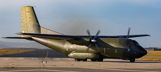 German Air Force C160 Transall
