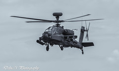 20170611-IMG_9566-Edit (deltic21) Tags: apache helicopter chopper gunship weapon weapons missiles gun guns armour blade army agile stealth rotor cosford raf airshow aircraft display menacing camoflage green grey sky skies