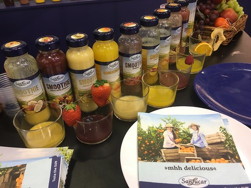 SanLucar smoothies