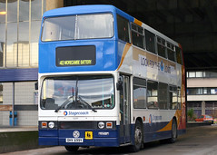 10699 OHV 699Y (Cumberland Patriot) Tags: stagecoach cumberland motor services cms north west england cumbria leyland titan b15 t699 10699 ohv699y step entrance integral double deck decker bus ribble buses fleet derv diesel engine road vehicle lt london transport 40