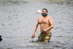 20180303-Plunge-Shirtless-JDS_2100 (Special Olympics Southern California) Tags: 36degrees bigbear bigbearlake bigbearpolarplunge letr polarplunge sosc specialolympics specialolympicssoutherncaliforniainlandempire veteranspark winterstorm fundraiser