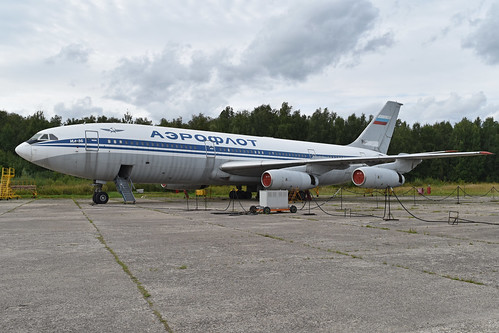 Ilyusihn Il-86 'RA-86103'
