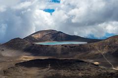 Tongariro (walou21) Tags: nz nzl newzealand nouvellezélande oceania océanie tongariro lake cratère volcano