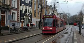Hoge Snelheids Tram