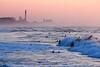 Surfing at sunset -Tel-Aviv beach - Follow me on Instagram:  @lior_leibler22 (Lior. L) Tags: surfingatsunsettelavivbeach surfing sunset telaviv beach surfers wave sea telavivbeach