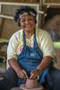 General Photos: Palau (Asian Development Bank) Tags: palau plw portrait palauan woman artist pottery clay artworks pots handicrafts workshop