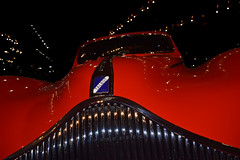 Love Rollercoaster (oybay©) Tags: talbotlago talbot lago expensive barrettjackson scottsdale arizona red redcar macro grille chrome france french highpricedticket glorious shining shiny color colors redand black bestshot t26 grand sport saoutchik
