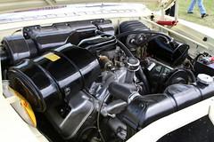 Imperial 1958, Hemi Firepower Engine (Triple-green) Tags: iphotooriginal 2007 auto canon24105mm14l canoneos30d schweden uscar västerås hemi firepower