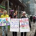Women's March 2018 Vancouver, Canada