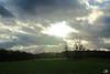 Rayons de soleil au travers des nuages (Dirty Papy) Tags: nature ciel sky nuage cloud soleil sun