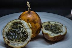 2018 - photo 034 of 365 - granadilla fruit (old_hippy1948) Tags: granadilla fruit tropical