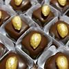 quadradinho de marzipan com chocolate @veravilleladoces (VERA VILLELA DOCES) Tags: docinhos docesdefesta docesdecasamento veravilleladoces marzipan marzipancomchocolate