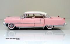 1955 Cadillac Fleetwood Series Sixty Special Sedan (JCarnutz) Tags: 124scale diecast franklinmint 1955 cadillac fleetwood series60