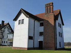 Queen Elizabeth's Hunting Lodge, Epping Forest (Richard and Gill) Tags: quuenelizabethshuntinglodge eppingforest architecture queenelizabethshuntinglodge corporationoflondon walthamforest chingford chingfordgreen huntinglodge elizabethan cityoflondon tudor london