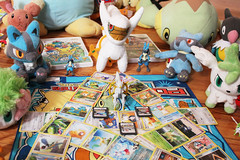 Sinnoh Summoning Circle (spufflez) Tags: pokemon pokemonphotography pocketmonsters pocketmonster pocket monsters monster sinnoh gen4 generation4 arceus shaymin lucario riolu buneary chatot turtwig pokemondppt diamond pearl platinum ds nintendo nintendomerchandise nintendods gaming gamingmerch gamefreak game videogame videogames games merch merchandise summoningcircle
