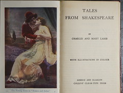 Tales from Shakespeare Charles and Mary Lamb (spelio) Tags: books library reference old