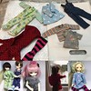 Dressing up dolls. New clothes from eBay. #bjd #yosd #1:6 #ebay (deewalrond) Tags: bjd yosd 1 ebay