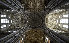 Cordoba Cathedral - Ceiling
